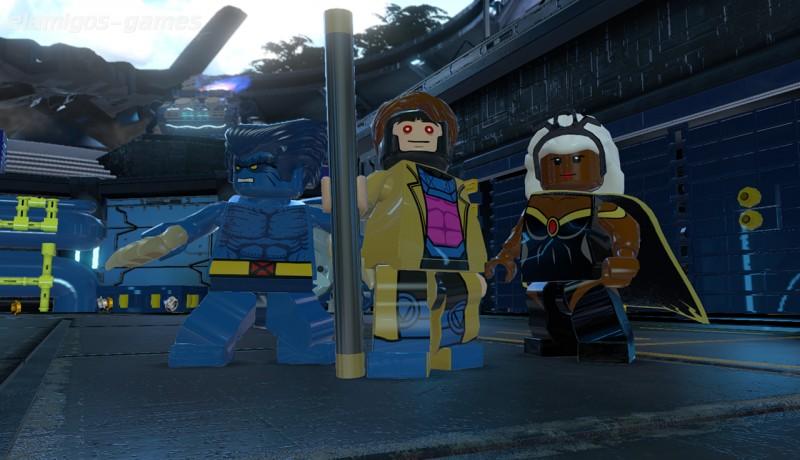 Download LEGO Marvel Super Heroes