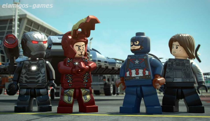 Download LEGO MARVEL's Avengers Complete