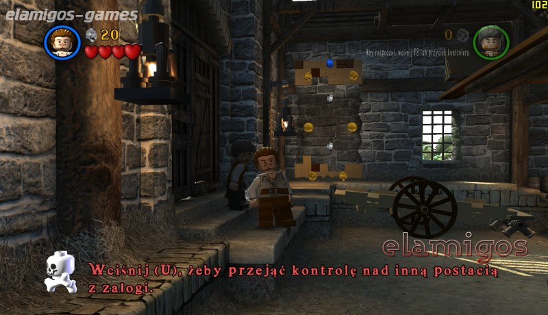 Download LEGO Pirates of the Caribbean The Video Game