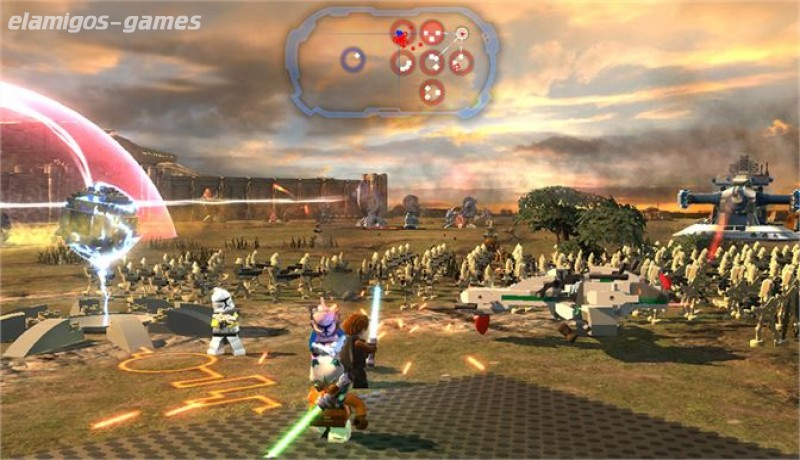 Download LEGO Star Wars III: The Clone Wars