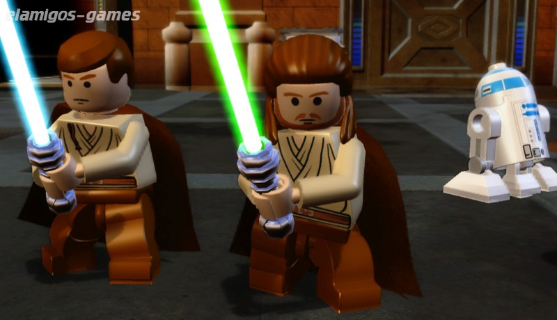 Download LEGO Star Wars: The Complete Saga