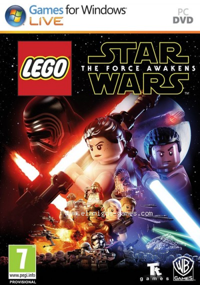 Download LEGO Star Wars The Force Awakens Complete