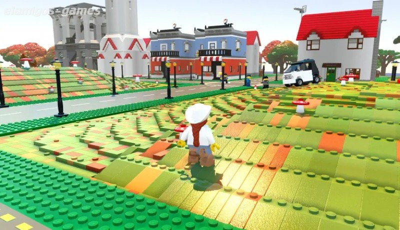 Download LEGO Worlds