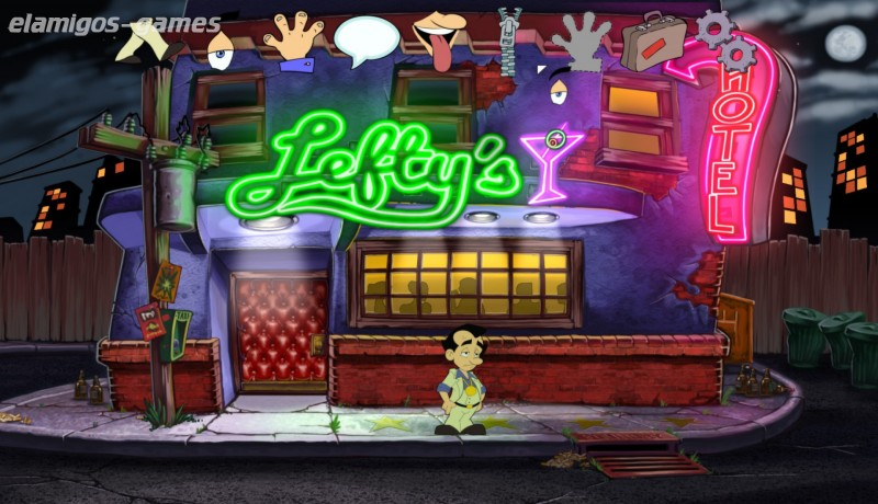 Download Leisure Suit Larry: Reloaded