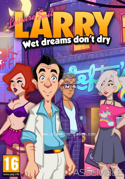 Download Leisure Suit Larry - Wet Dreams Don't Dry