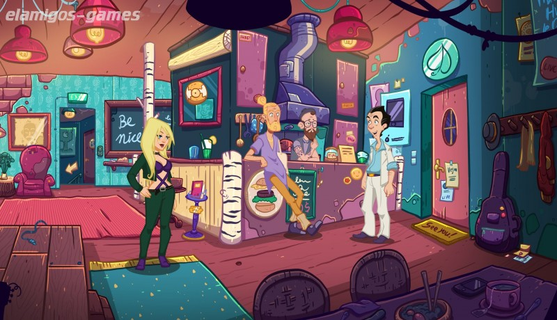 Download Leisure Suit Larry - Wet Dreams Don't Dry