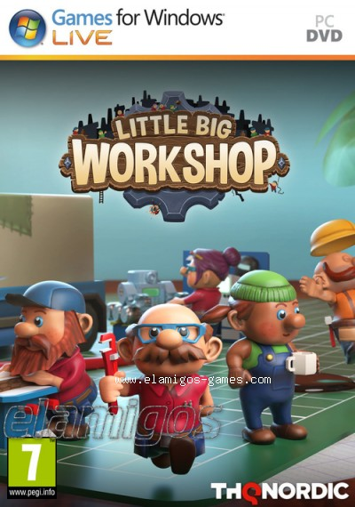 Download Little Big Workshop