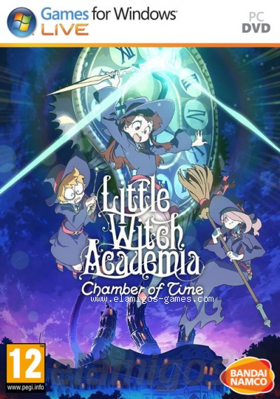 Download Little Witch Academia: Chamber of Time