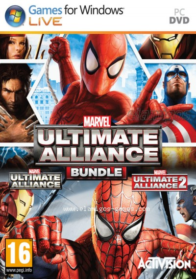 Download Marvel: Ultimate Alliance Bundle
