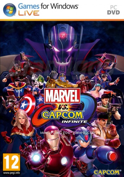 Download Marvel vs. Capcom: Infinite Deluxe Edition
