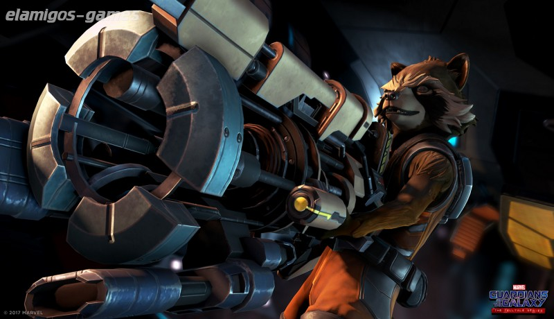 Download Marvel's Guardians of the Galaxy: The Telltale Series Complete Season