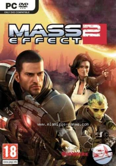 Download Mass Effect 2: Ultimate Edition