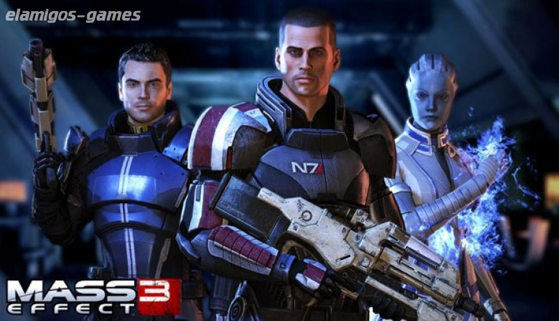 Download Mass Effect 3: Complete Edition