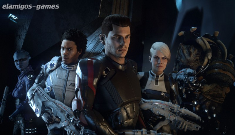 Download Mass Effect: Andromeda Deluxe Edition
