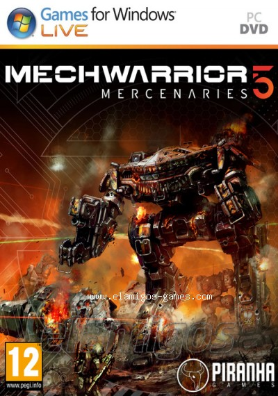 Download MechWarrior 5 Mercenaries
