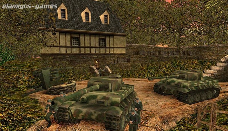 Download Medal of Honor: Allied Assault War Chest
