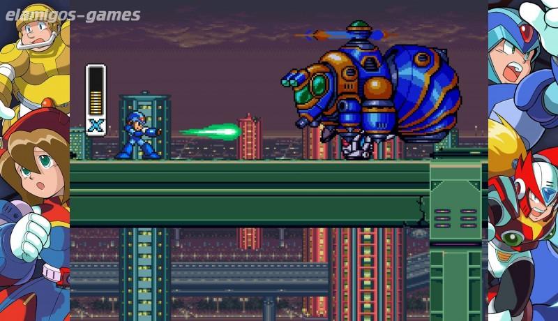 Download Mega Man X Legacy Collection Bundle