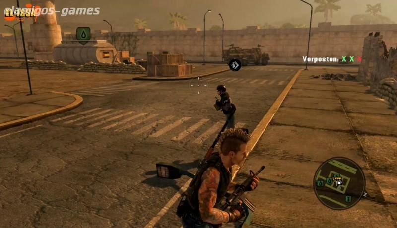 Download Mercenaries 2 World in Flames