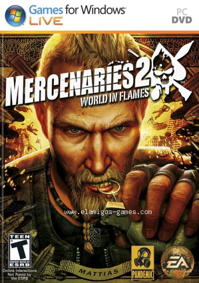 Download Mercenaries 2 World in Flames