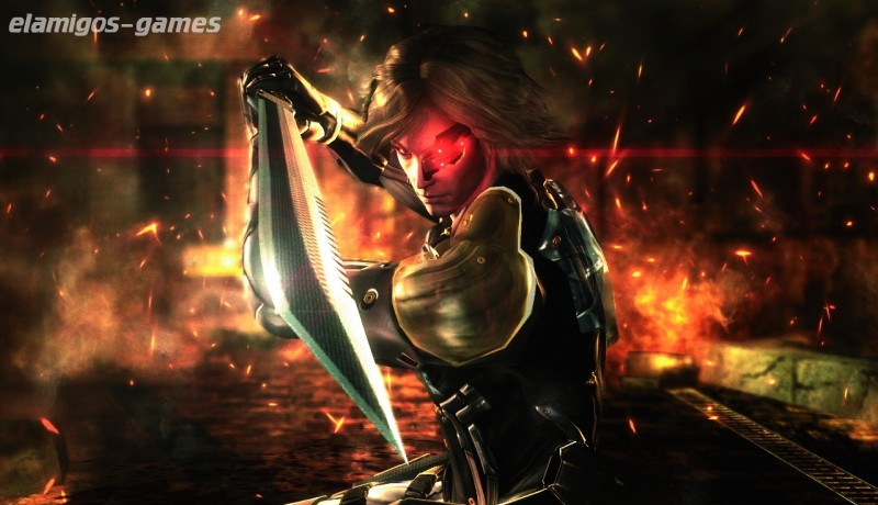 Download Metal Gear Rising: Revengeance