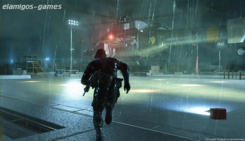 Download Metal Gear Solid V: Ground Zeroes