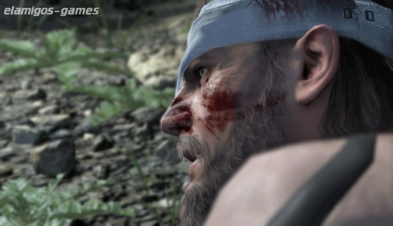 Download Metal Gear Solid V The Phantom Pain