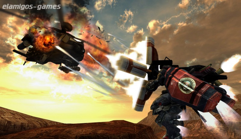 Download Metal Wolf Chaos XD
