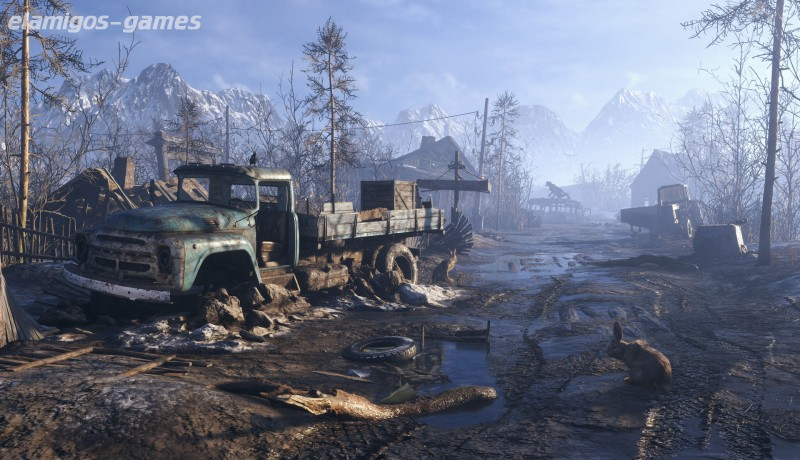 Download Metro Exodus Gold Edition