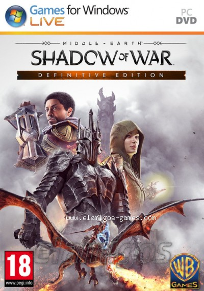 Download Middle Earth: Shadow of War Definitive Edition