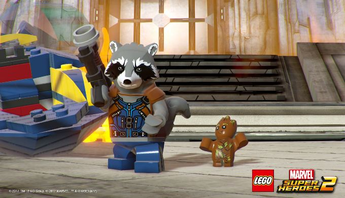 Download LEGO Marvel Super Heroes 2 Deluxe Edition
