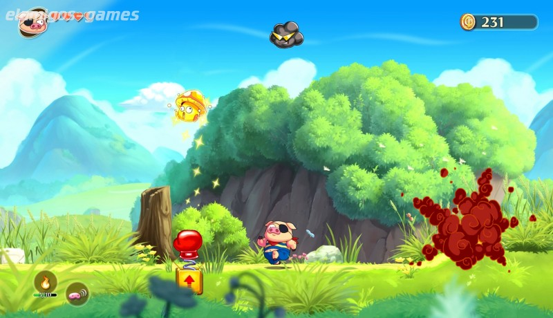 Download Monster Boy and the Cursed Kingdom