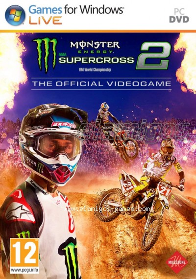 Download Monster Energy Supercross 2