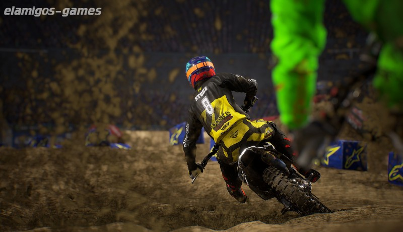 Download Monster Energy Supercross 3