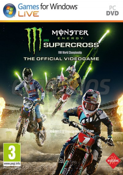 Download Monster Energy Supercross The Official Videogame