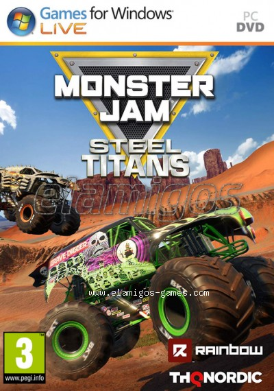 Download Monster Jam Steel Titans
