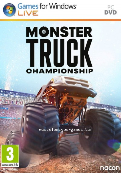 Download Monster Truck Championship