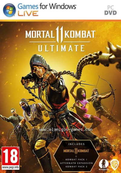 Download Mortal Kombat 11 Ultimate Edition