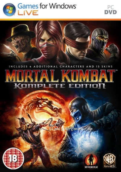Download Mortal Kombat: Komplete Edition