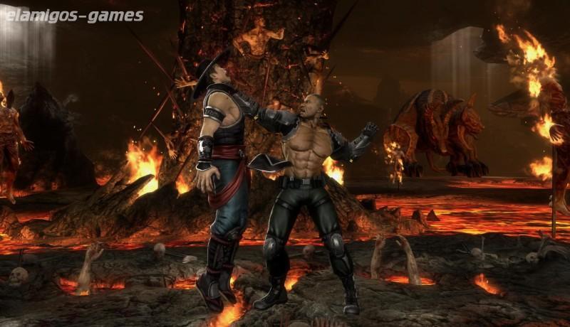 Download Mortal Kombat: Komplete Edition [PC] [MULTi7