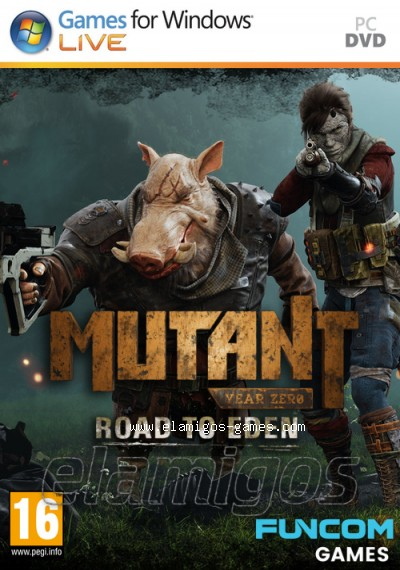 Download Mutant Year Zero Road to Eden Deluxe Edition