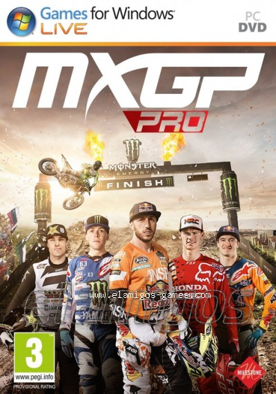 Download MXGP PRO