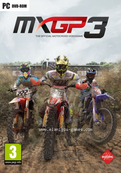 Download MXGP3: The Official Motocross Videogame
