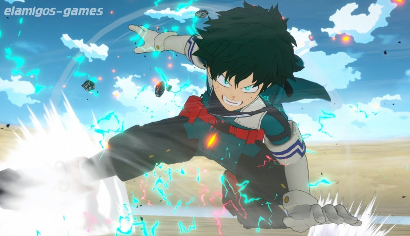 Download My Hero One's Justice 2