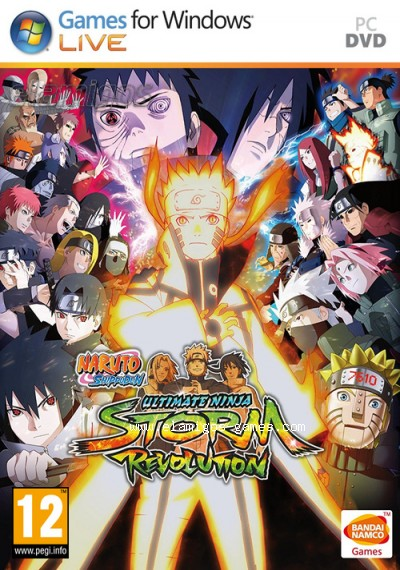 Download Naruto Shippuden: Ultimate Ninja Storm Revolution