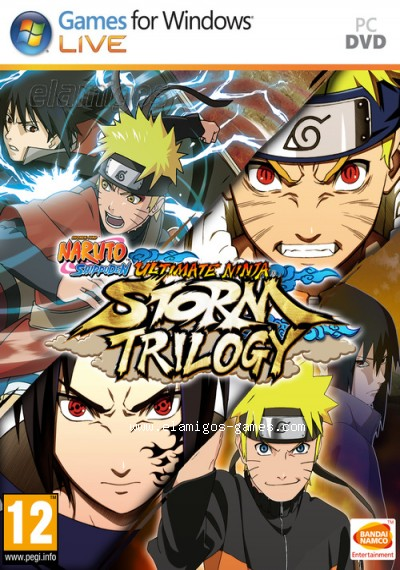 Download Naruto Shippuden: Ultimate Ninja Storm Trilogy