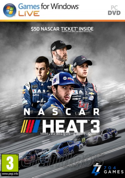 Download NASCAR Heat 3
