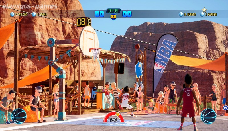 Download NBA 2K Playgrounds 2