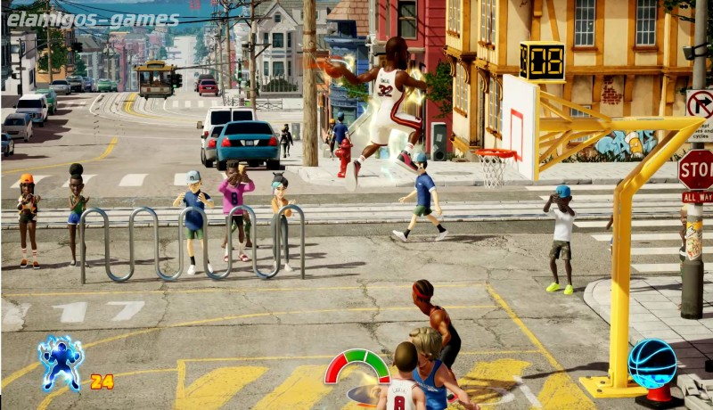 Download NBA 2K Playgrounds 2