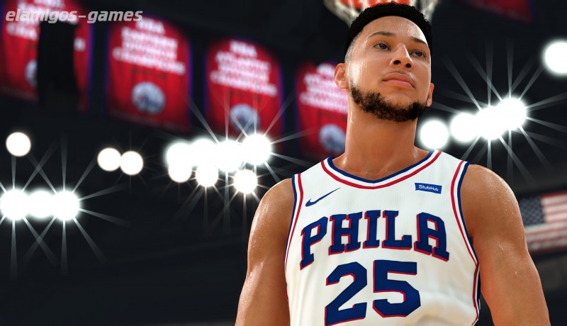 Download NBA 2K19 20th Anniversary Edition