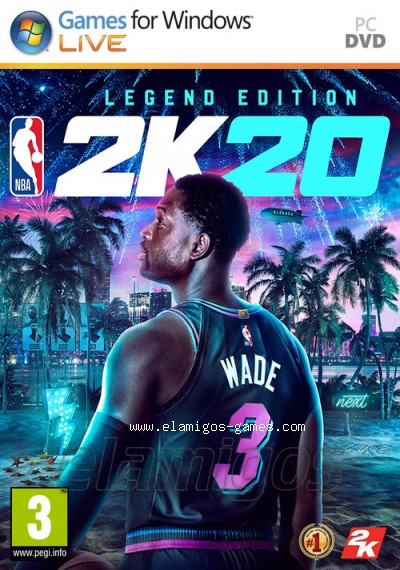 Download NBA 2K20 Legend Edition